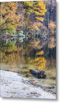 When The Coast Is Clear Metal Print by JC Findley