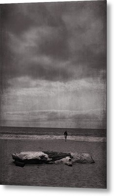When You're All Alone In This Life Metal Print by Laurie Search