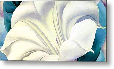 White Flower 10 Metal Print