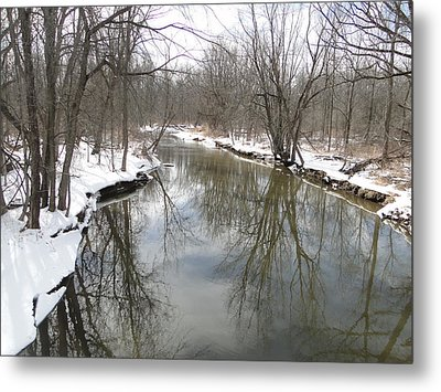 Whitemans Creek Metal Print by Bruce Ritchie