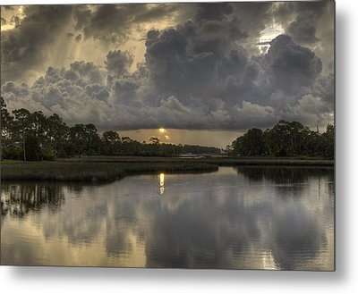 Wicked Morning Metal Print