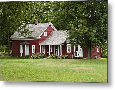Wilder Homestead Metal Print