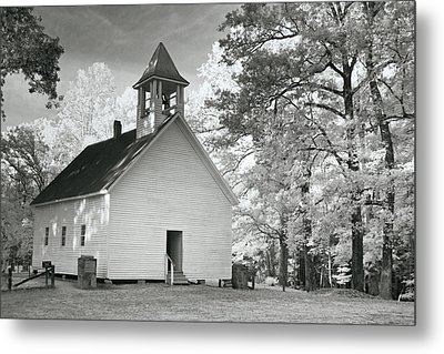 Metal Print featuring the photograph Wildwood Church by Mary Almond