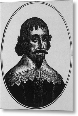 William Prynne 1600-1669 Metal Print by Everett