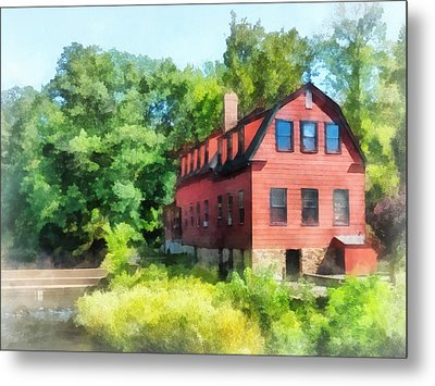 Williams-droescher  Mill Metal Print by Susan Savad