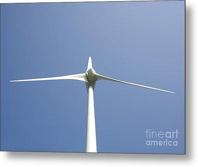 Wind Turbine Metal Print by Jaak Nilson