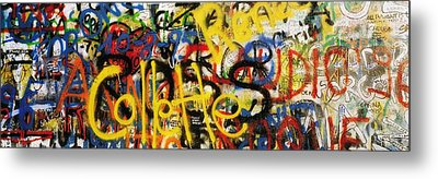 Windmill Lane, Dublin, Co Dublin Metal Print by The Irish Image Collection