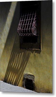 Window II Metal Print