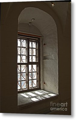 Window Sobor Metal Print
