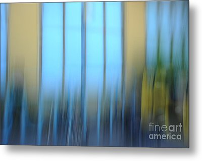 Windows And Walls Metal Print by Catherine Lau