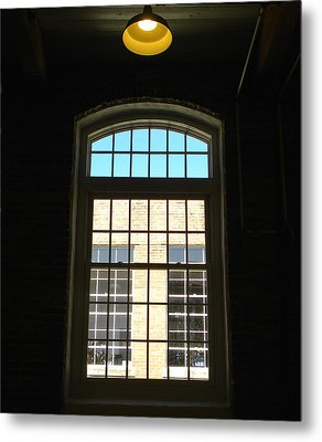 Windows  Metal Print by Sandi OReilly