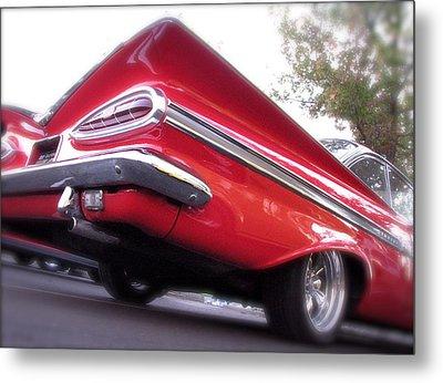 Winged Impala Metal Print by Terry Zeyen