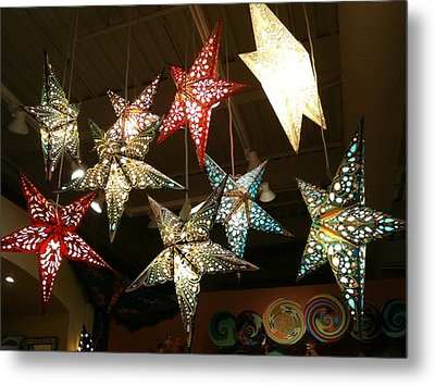 Metal Print featuring the photograph Wish Upon A Star by Shawn Hughes