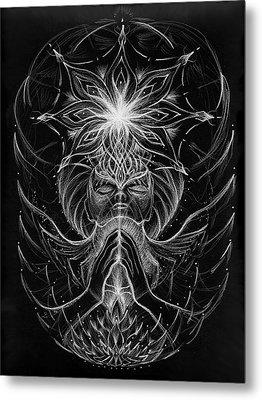 Withinfinite Gratitude Metal Print by Jerod  Kytah