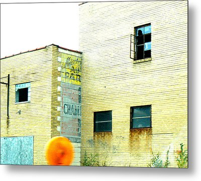 Metal Print featuring the photograph Witness  by Lin Haring