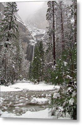 Wonderland Yosemite Metal Print