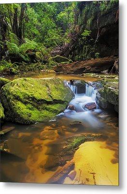 Woodford's Gem Metal Print by Mark Lucey