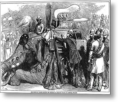 World History: India Metal Print by Granger
