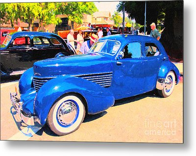 Years Gone By . 40d9311 Metal Print by Wingsdomain Art and Photography