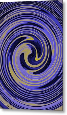 You Are Like A Hurricane Metal Print by Bill Cannon