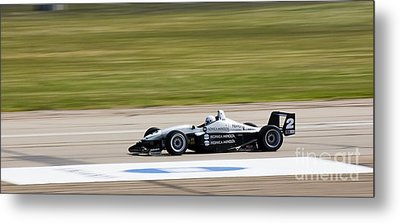 Zoooooooom Metal Print by Darcy Michaelchuk
