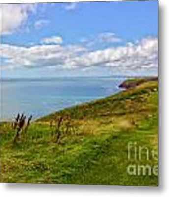 Edge Of The World Metal Print by Jeremy Hayden