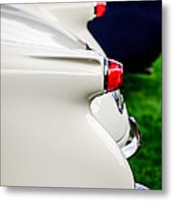 1953 Chevrolet Corvette Taillight -1406c Metal Print by Jill Reger