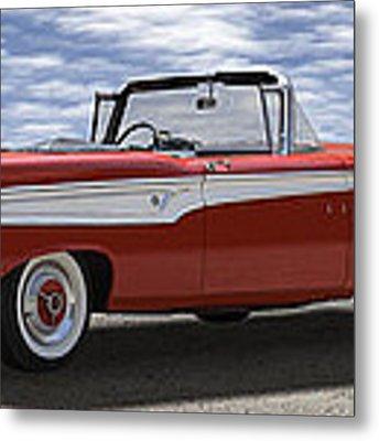 1959 Edsel Corsair Metal Print