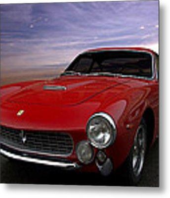1964 Ferrari 250 Gt Lusso Berlinetta Metal Print by Tim McCullough