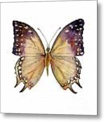 63 Great Nawab Butterfly Metal Print