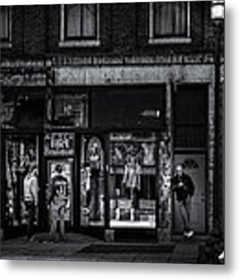 After Hours  Metal Print by Bob Orsillo