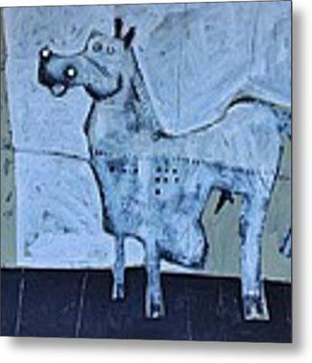 Animalia Equos No.7  Metal Print