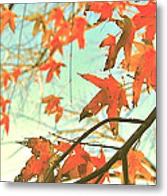Autumn Dance Metal Print by HweeYen Ong