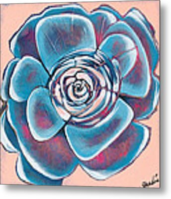 Bloom I Metal Print