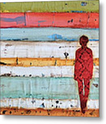 Daydreaming At Sunset Metal Print by Danny Phillips