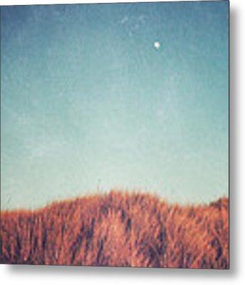 Distant Moon Metal Print by Lupen  Grainne