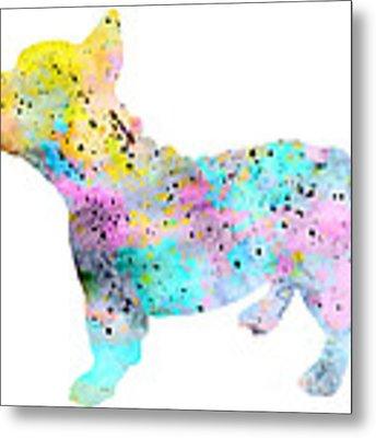 French Bulldog 4 Metal Print