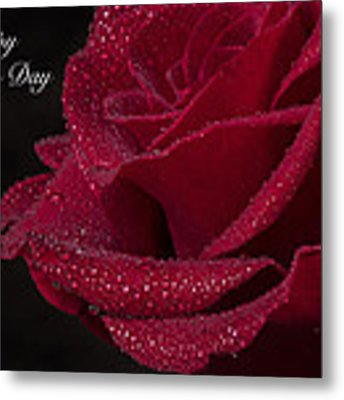 Happy Mother's Day Metal Print by Garvin Hunter