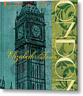 London 1859 Metal Print