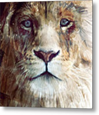 Majesty Metal Print