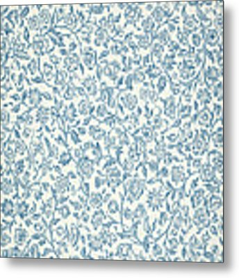 Merton Wallpaper Design Metal Print