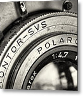 Prontor Svs Metal Print by Scott Norris