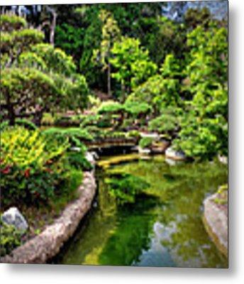 San Marino - Huntington Botanical Gardens 004 Metal Print by Lance Vaughn
