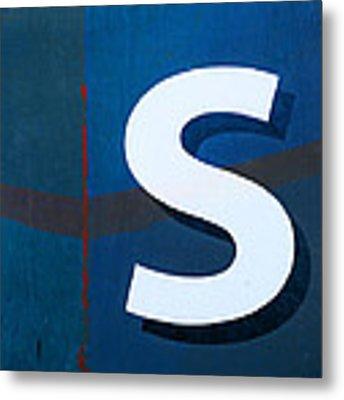 Seaworthy S Metal Print