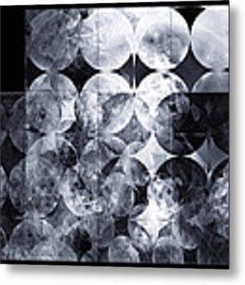 The 13th Dimension Metal Print by Menega Sabidussi