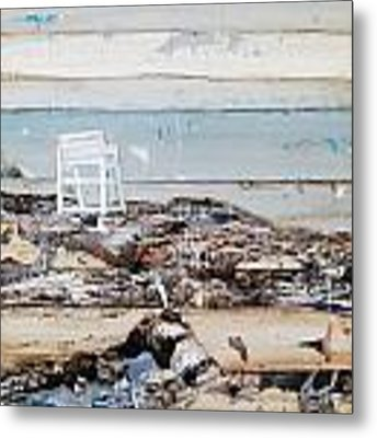 The Marginal Way Of Life Metal Print by Danny Phillips
