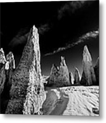 The Sky Above Us Metal Print by Julian Cook