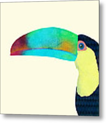 Toucan Metal Print by Eric Fan