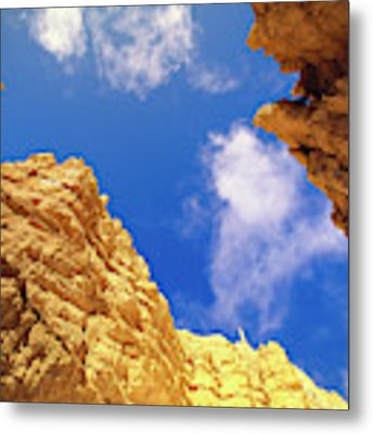 View From Of Bryce Canyon Metal Print by Yva Momatiuk John Eastcott