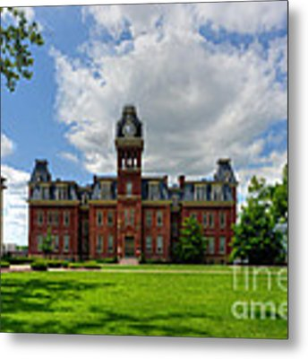 Woodburn Hall Early Afternoon Summer Day Metal Print by Dan Friend